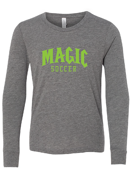 Youth Magic Longsleeve T-Shirt