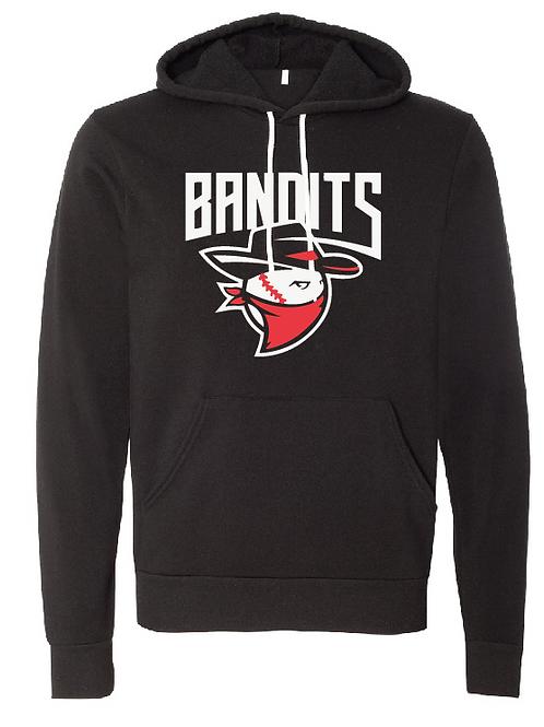 Bandits Baseball Unisex Hoodie