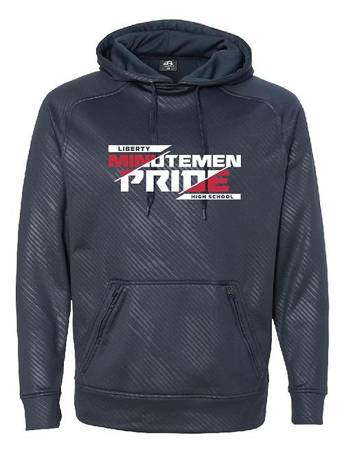 Premium Performance Hoodie - Liberty Pride