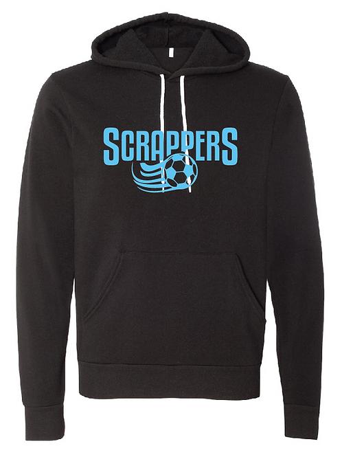 Scrappers Soccer Unisex Hoodie