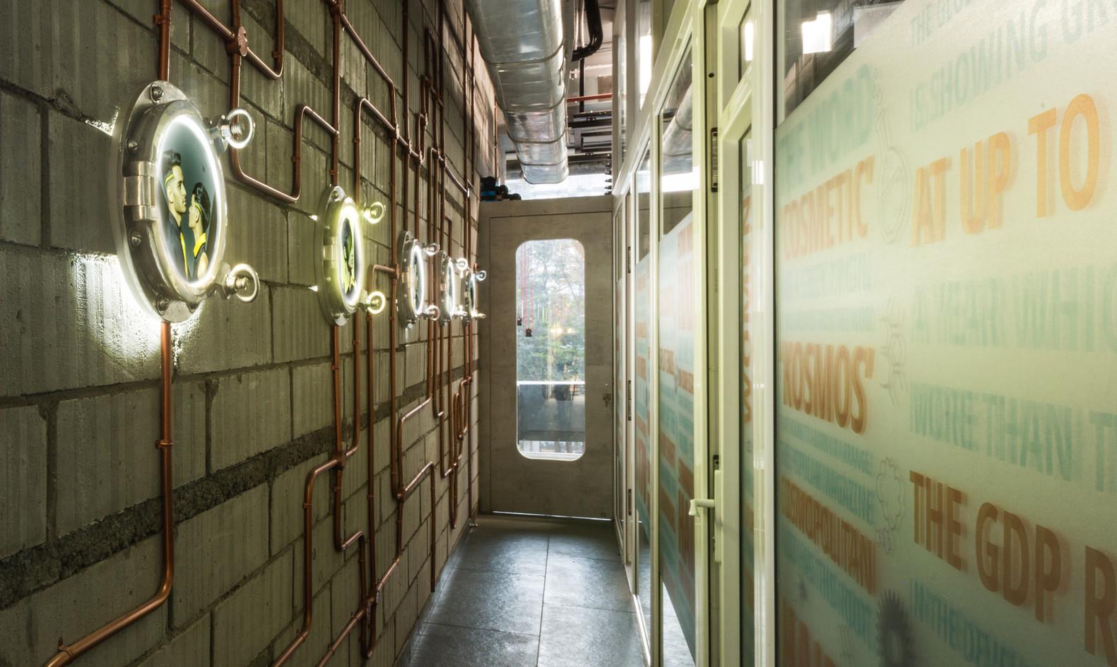 Time Machine Corridor