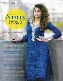 Shine Janarthanan Shining Bright