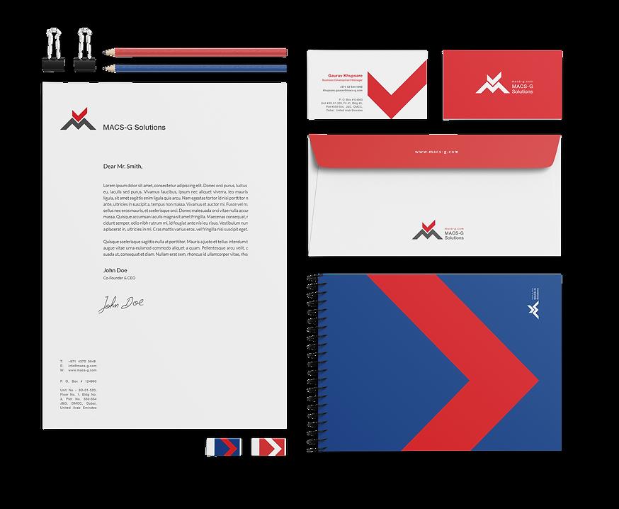 Branding - Logo & Stationery design