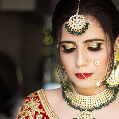 Time machine Bridal Makeup
