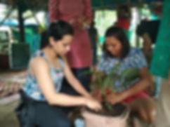 Organic Kitchen Gardening & Home Composting Workshop