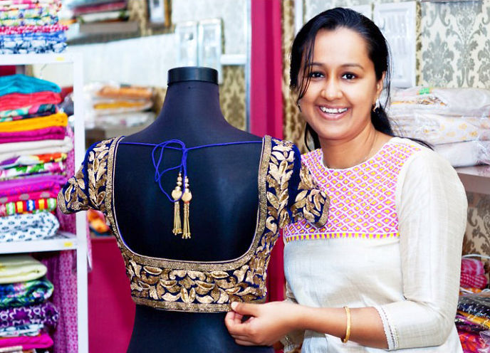 Style Therapist and Fashion Designer Manju Jethani