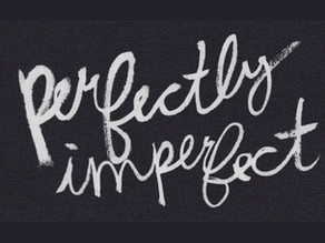 I am perfectly imperfect – By Priti Mistry.
