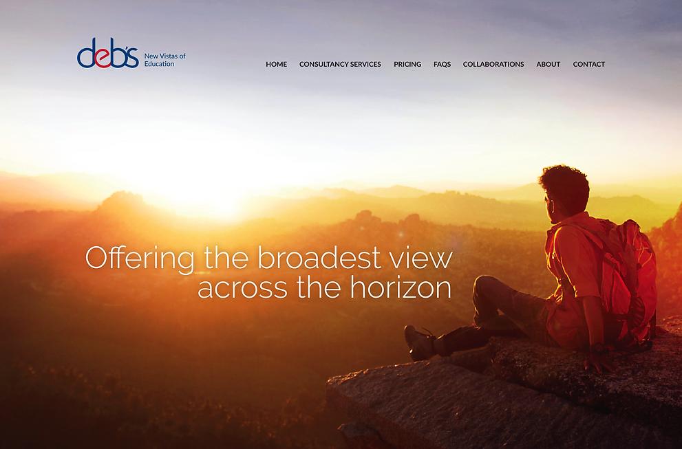 Website Design for DECS