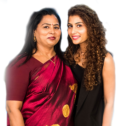 Shine Janarthanan & Shanthi janarthanan