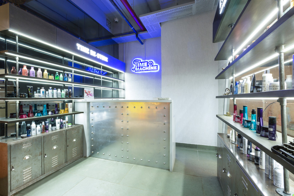 Time Machine Unisex Salon & Academy