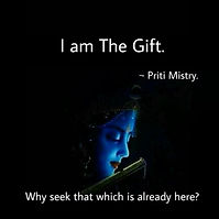 """""""I am The Gift"""""""