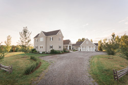 French Acreage Exterior Front