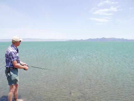 Things to do in Turkana at Koros Camp - fishing