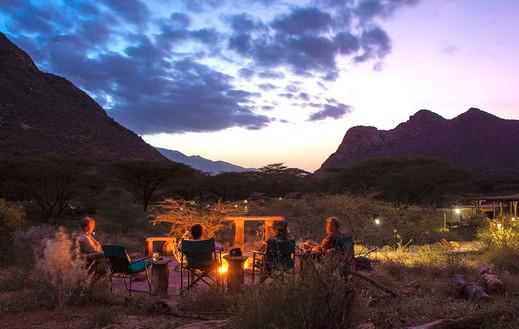 Romantic-camp-fire-at-Koros-Camp-Turkana-things-to-do