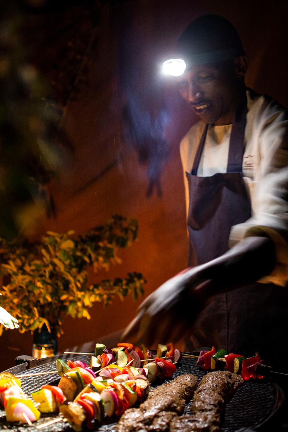 Where to eat in Turkana - Koros Camp