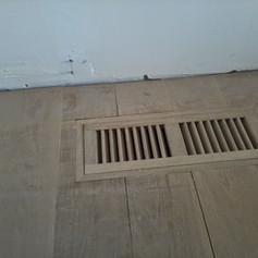 Custom Made Floor Flush Mount Return Air Grill