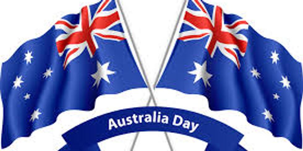 2021 Australia Day Weekend - Alfi's Naturist Retreat