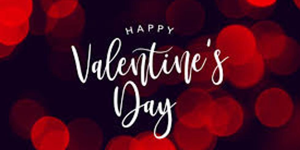 2021 Valentines Weekend