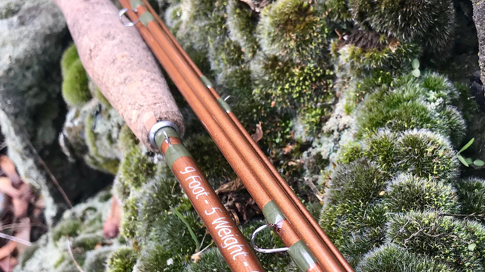 9' - 5 Weight Statera Fast Action Fly Rod