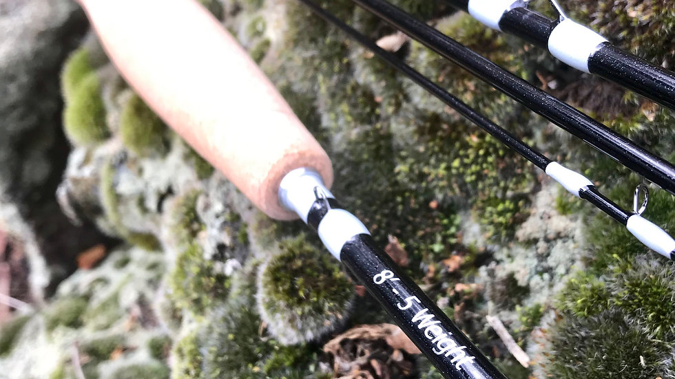 8' - 5 Weight Statera Fast Action Fly Rod