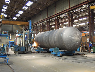 tanque anti ariete, fabricación