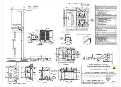 Proyectos hidraulicos, ingenieria