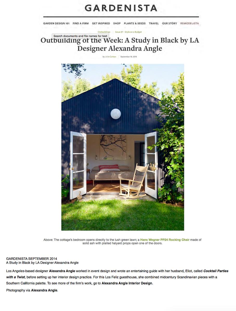 Interior designer new york alexandra angle gardenista