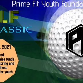 Prime Fit Golf Classic Registration!