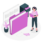 ilustracion-concepto-carpeta_114360-4114