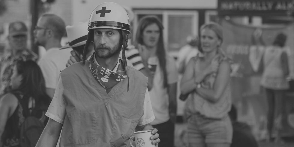 Atelier pratique: Partage avec la Croix- Rouge et autres partenaires