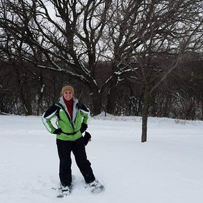 FREE Snowshoeing in the Wilderness!