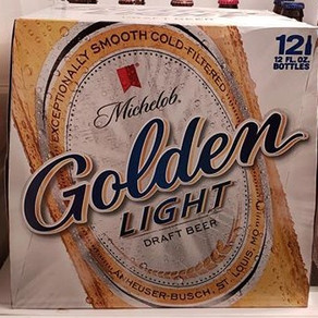 Golden Light - Michelob's Midwestern Specialty