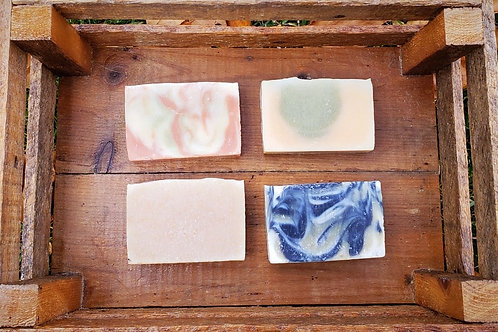 Sweetgrass Soapery Soap