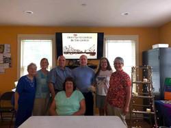 Sabbath Service in the Hope Center