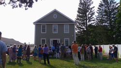 Dedication of the Hope Center