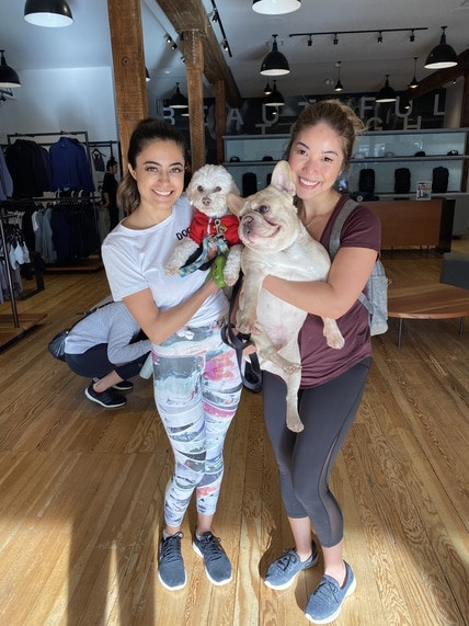 Poses & Pups, monthly dog event happening in Vancouver