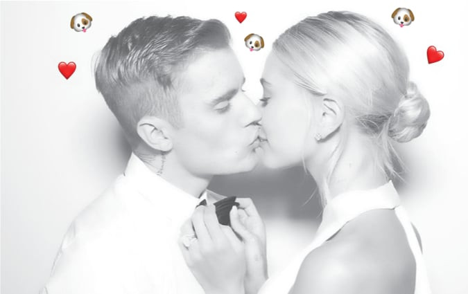 Biebers' wedding photgrapher sample photo