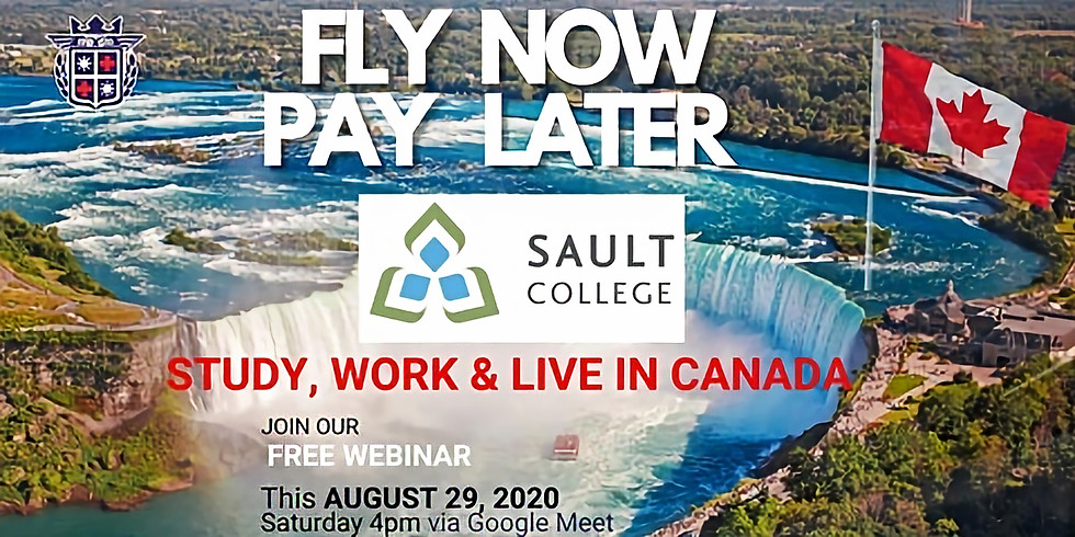 Fly Now Pay Later Free Webinar