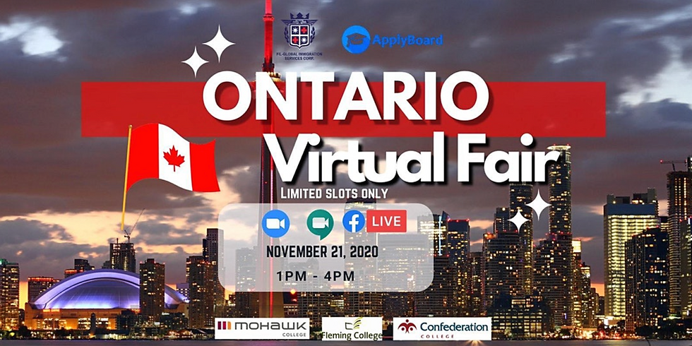 SECOND VIRTUAL STUDENT FAIR: AWESOME ALBERTA AND OUTSTANDING ONTARIO