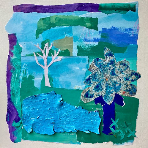 'Iso Trees 2' by Wenda Grant