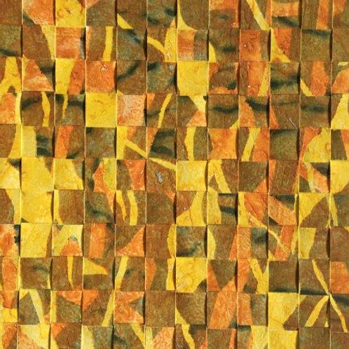 'Bush Mosaic #1' by Joan Mullarvey