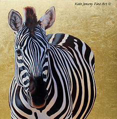 Kate-Jenvey-Gold 'n' Zebra.jpg