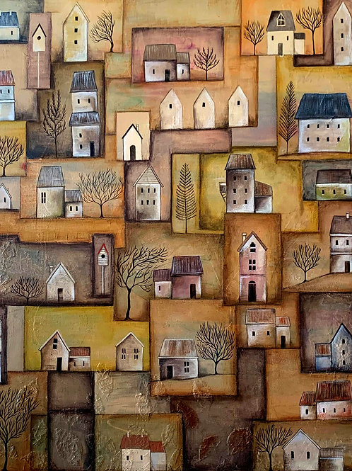 'All Boxed in' by Linda D'Agostino