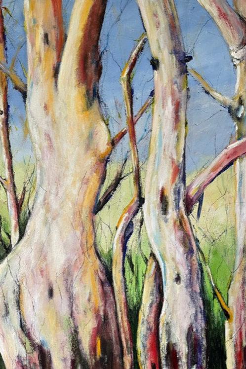 'Wood Nymphs 2' by Joanne Radnor