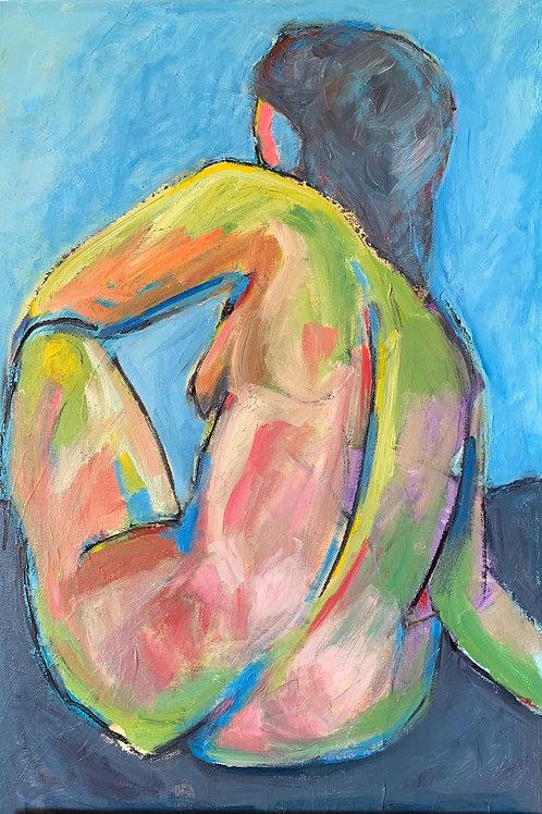 'Looking Back 2' by Joanne Radnor