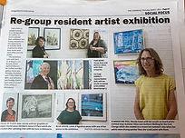 Wangaratta Chronicle article.jpg