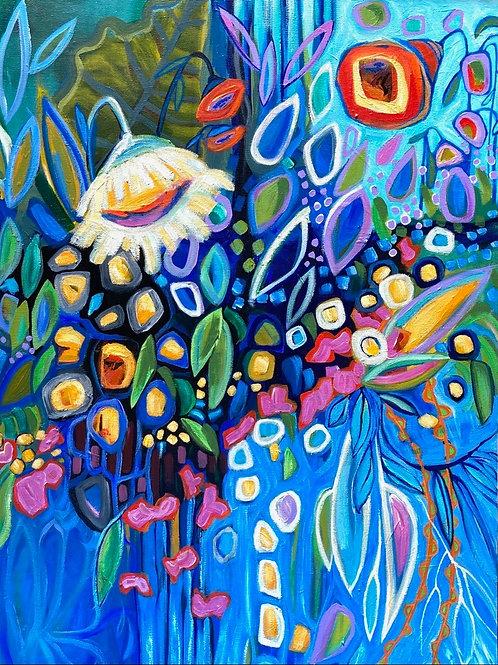 'Spring Bloom's by Kay Hampton