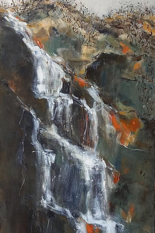 'Cascade' by Sian Lim