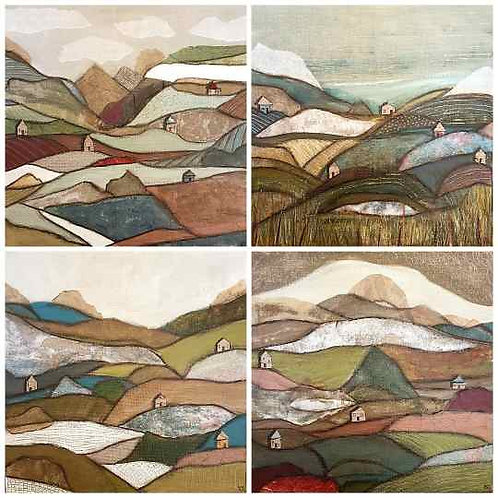 'Rolling Lands Collection' by Melissa Johns