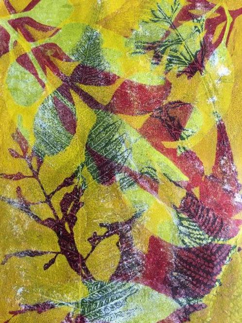 'Abstracting the Bush #3' by Joan Mullarvey